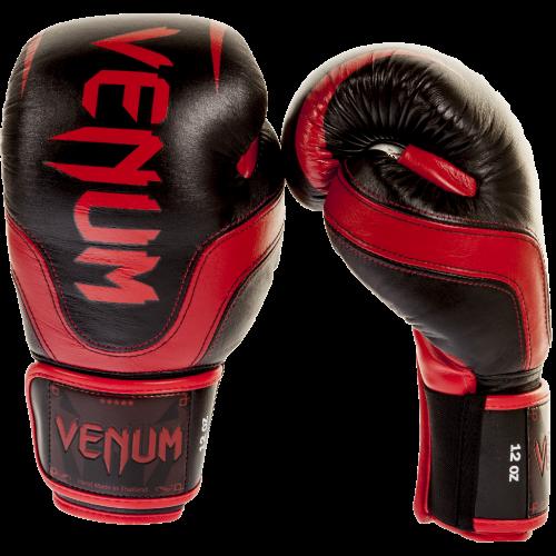 Боксерские перчатки Venum Absolute 2.0 Red Devil Boxing Gloves (EU-V-BG150) 14 oz